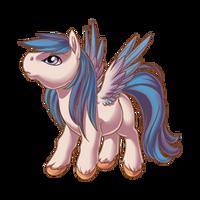 Bismuth Pegasus Baby