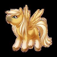 Palomino Pegasus Baby