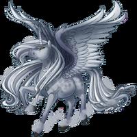 Fog Alicorn