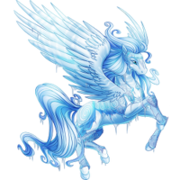 Ice Warrior Pegasus