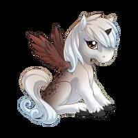 November Reign Alicorn Baby