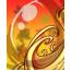 Autumn Bounty Unicorn Egg