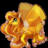 Candycorn Spring Fairy