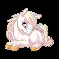 Prism Unicorn Baby