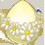 Daisychain Unicorn Egg