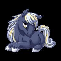 Storm Unicorn Baby
