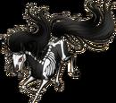 Abandoned Skeleton Unicorn