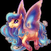 Bismuth Spring Fairy