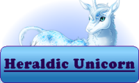 Heraldic Uni Button Winter