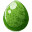 Key Lime Pegasus Egg