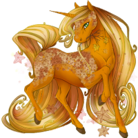 Forever Autumn Unicorn V2
