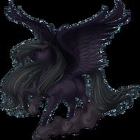 Shadow Alicorn