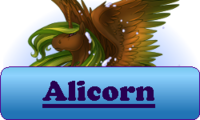 Alicorn Button Winter