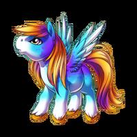 Duskbringer Pegasus Baby
