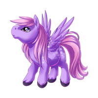 Twilight Touch Pegasus Baby
