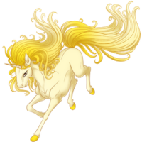 Sunlight Unicorn
