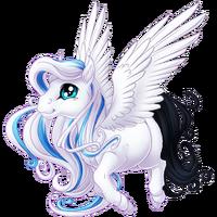 White Anniversary 2016 Spring Fairy Angel