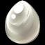Liquid Silver Unicorn Egg