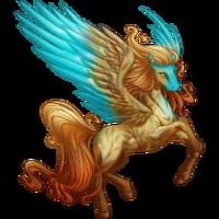 Autumn Skies Pegasus