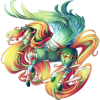 Libra Pegasus V2 Green