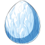 Ice Unicorn Egg