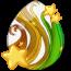 Celestial Rainbow Alicorn Egg
