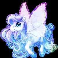 Solstice Spirit Spring Fairy Ice Blue