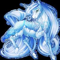 Frost Warrior Unicorn V2