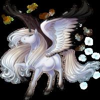 November Reign Alicorn