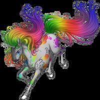 Confusion Unicorn Rainbow