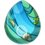 Ocean Treasure Spring Fairy Egg