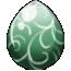 Sage Breeze Pegasus Egg