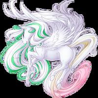 White Anniversary 2015 Pegasus V2