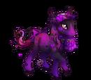 Bereft Heraldic Unicorn
