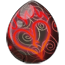 My Heart Burns Pegasus Egg