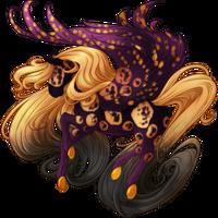 All Hallows' Eve Pegasus V2