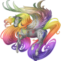 Confusion Pegasus V2 Rainbow