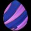 Grape Fizz Unicorn Egg