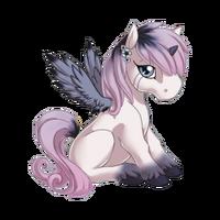 Sorrow Alicorn Baby