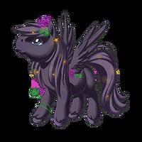 Nightbloom Lily Pegasus Baby