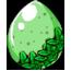 Chocomint Unicorn Egg