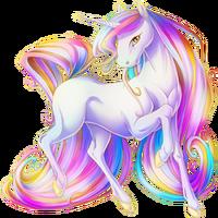 Prismatic Splash Unicorn V2