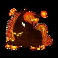 Firefly Dance Unicorn Baby
