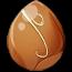 Flaxen Chestnut Pegasus Egg