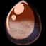Red Chestnut Alicorn Egg