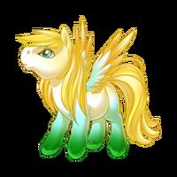 Sunny Meadow Pegasus Baby