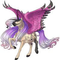 Inkhearted Alicorn