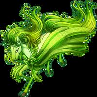Peridot Unicorn
