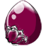 A Tulip for Mom Unicorn Egg