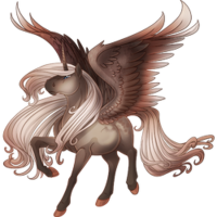 Faded Rose Alicorn